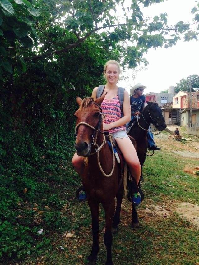 Horse...