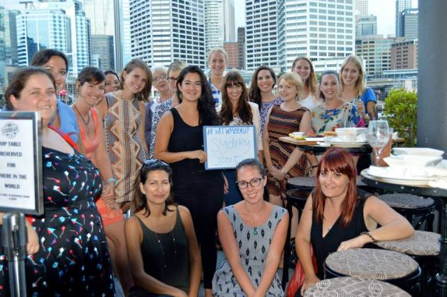 Lovely and inspirational blogging ladies!