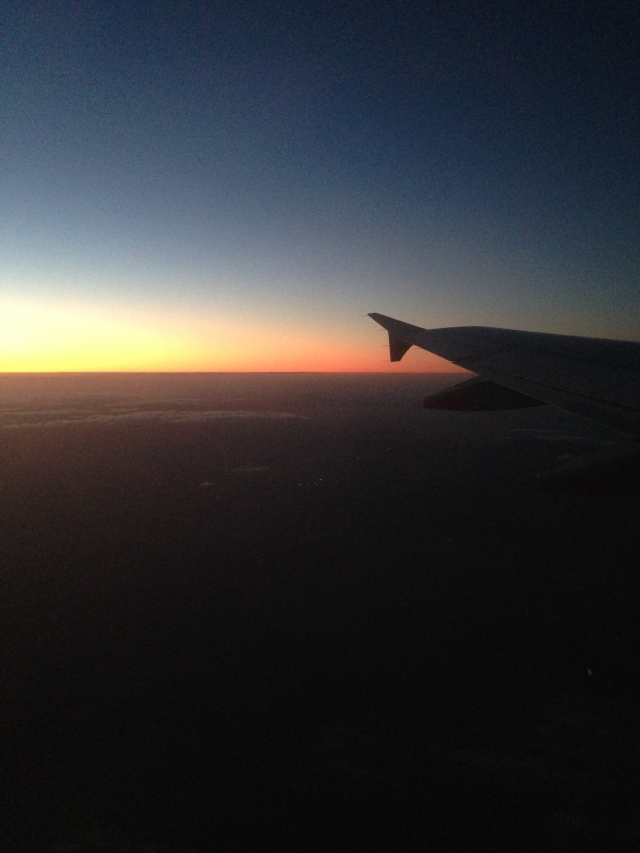 Token sunset shot