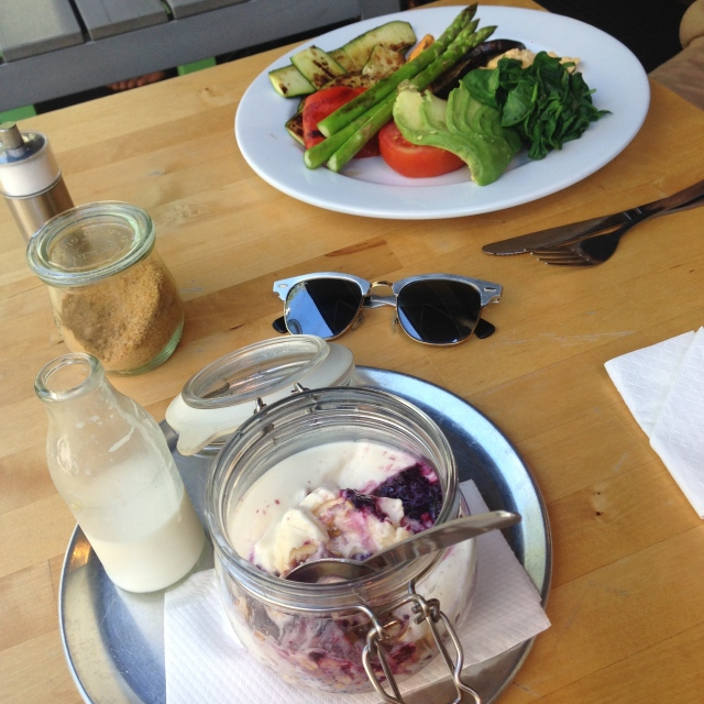 Brunch at The Factory, Surry Hills
