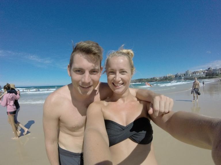 Bye bye Bartimus from Bondi Beach