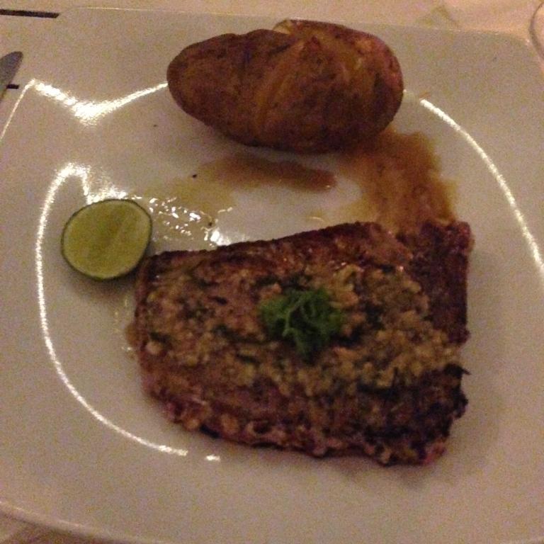Tooona steak