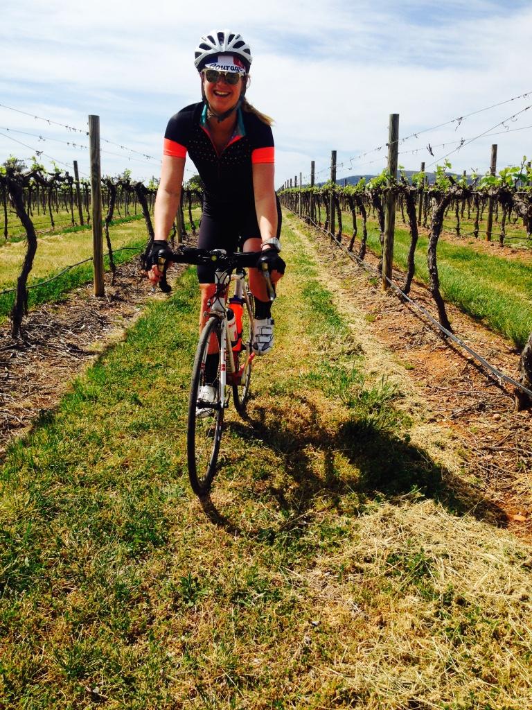 Off-roading through the vines