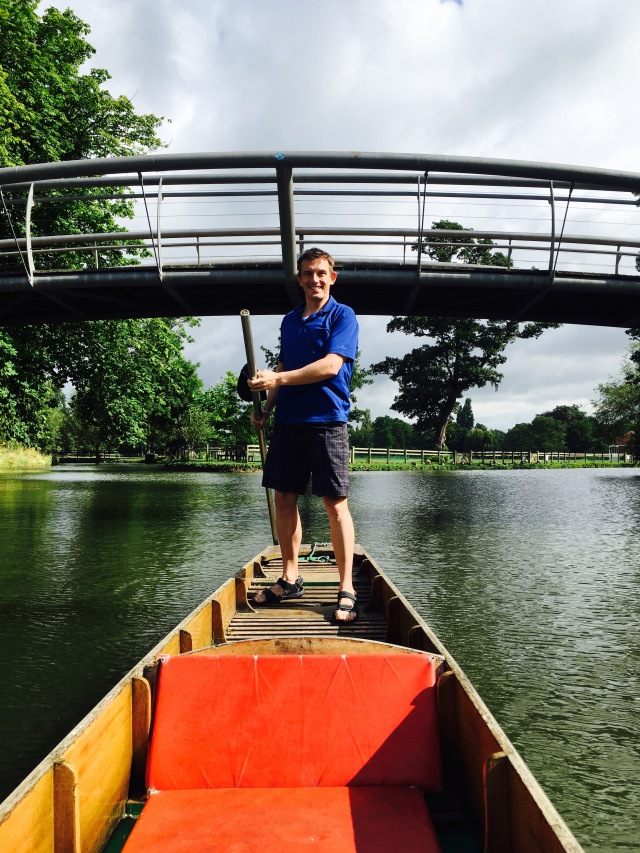 Punting lessons