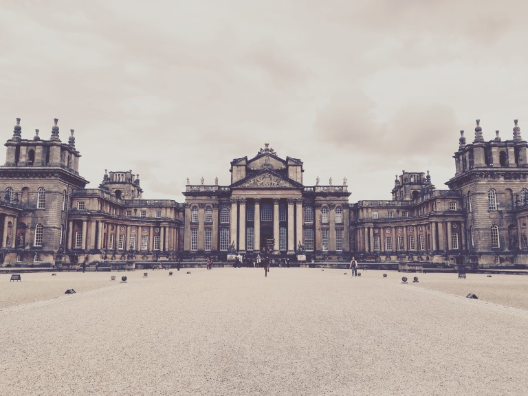 Beautiful Blenheim Palace, Woodstock