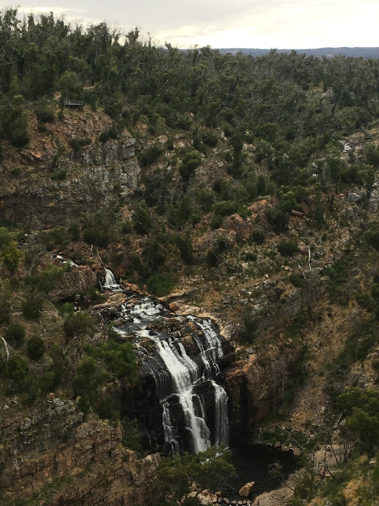 The Falls from the viewpoint